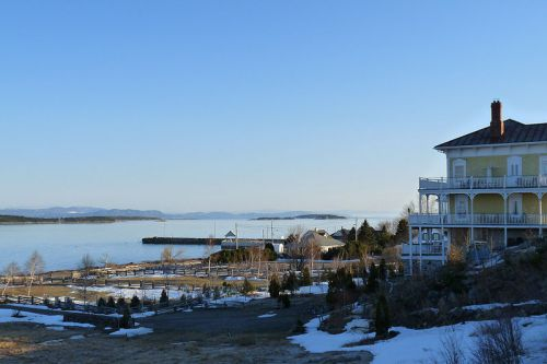 Kamouraska & the St-Laurence River